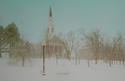 Snowy Middlebury College